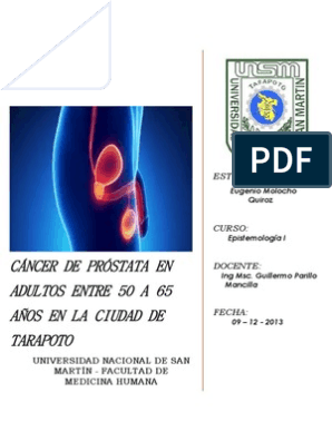 cáncer de próstata de segundo grado 1
