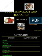 Food Technology and Production