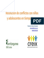 TERAPIA BREVE ESTRATEGICA Para Niños y Adolescentes, Material Del Curso
