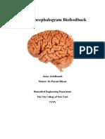 EEG Final Report