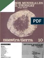Nuestra Tierra 10 _ Recursos minerales del Uruguay