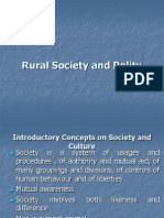 Rural Society and Polity- Lecture I.ppt