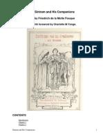 Sintram and His Companions by La Motte-Fouqué, Friedrich Heinrich Karl Freiherr de, 1777-1843