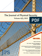 The Journal of Physical Security 4(2)