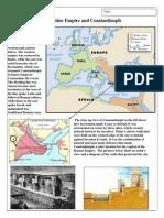 byzantineempirereadingandmap