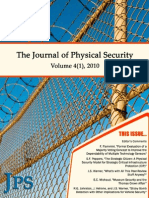 The Journal of Physical Security 4(1)