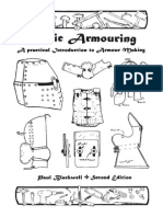 Basic Armouring - A Practical Introduction to Armour Making - Paul Blackwell