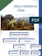 Conquista y Colonia de Chile