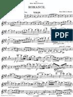 BEACH_Romance Violin