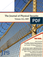 The Journal of Physical Security 3(1)