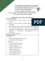 Informe Parcial Oficial de Proyeccion Social Del Grupo Coupemej