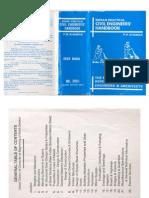 Civil Engg Handbook PN Khanna