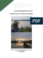 143_Violações de Direitos Humanos Ambientais No Complexo Madeira