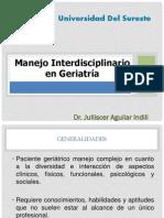Clase 5 Manejo Interdisciplinario en Geriatria