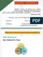 Clase 3 Proyecto de Investigaciã_nn