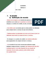 Resumos Módulo 4 -ECONOMIA