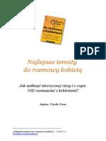 Najlepsze Tematy Do Rozmowy Z Kobietami.pdf