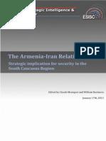 Armenian Iran Relationship
