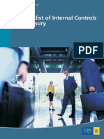 Internal Controls for Treasury