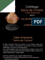 Catálogo Selva de Colores 2014