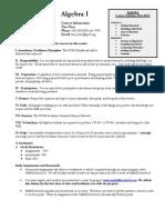 algebra syllabus 13 - 14 haas doc