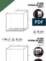 Plano Vitrina de Arte