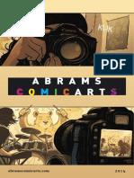 Abrams ComicArts 2014