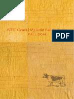STC Craft Fall 2014 Catalog