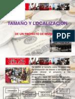 Tamaño Localizacion Proyectoscimas