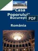 Casa Poporului Bucuresti