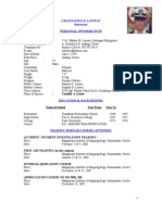 2/m Eugenio d. Lontoc Instructor Personal Information