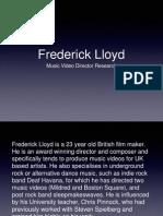 Frederick Lloyd
