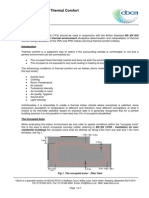 CBCA TFS 001 Thermal Comfort Issue 2