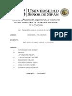 Informe 1 de Campo de Los Sauces