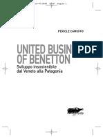 Pericle Camuffo-United Business of Benetton. Sviluppo Insostenibile Dal Veneto Alla Patagonia-Nuovi Equilibri (2008)