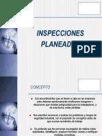 CAPACITACION INSPECCIONES PLANEADAS