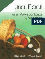 Homo Vegetus - Cocina Fácil Para Vegetarianos y Veganos