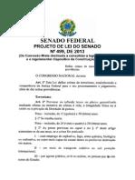 Projeto de Lei 4992013