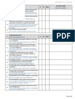 Construction Site Checklist - Pg 2