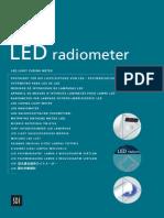 Radiometro LED