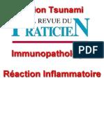 La Revue Du Praticien-Immunopathologie,Réaction Inflammatoire