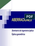 aberraciones opticas (siedel)