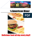 American Diner Front