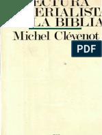 Clevenot Michel Lectura Ma