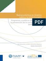 Programas y políticas públicas para la prevención de la corrupción en el ámbito privado
