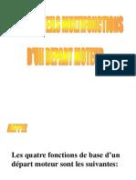 Fonctions de Base d'Un Départ Moteur