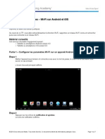 8.3.1.2 Lab - Mobile Wi-Fi - Android and IOS