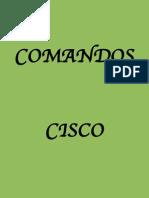 Comandos Switch y Router