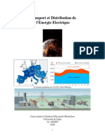 Transport Et Distribution de l'Energie Electrique