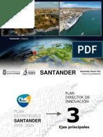 Presentación de José Antonio Texeira Santander Smart